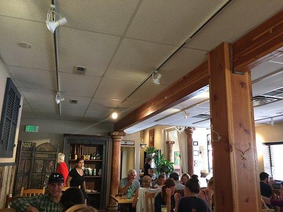 Windy Ridge Cafe: Yummy breakfast burrito