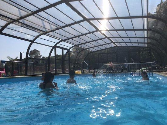 Stereden  - Village de chalets: piscine couverte et chauffée