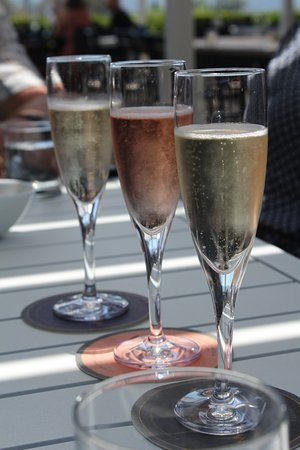 Mumm Napa: A selection of champagnes for tasting