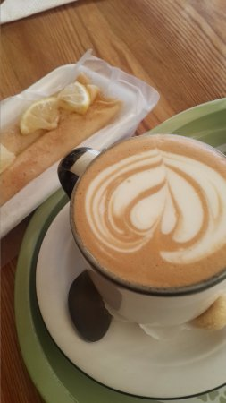 Lavender Blue Market: Pancakes and Coffee