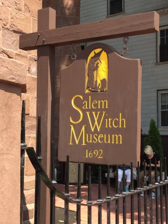 Salem Witch Museum: photo1.jpg