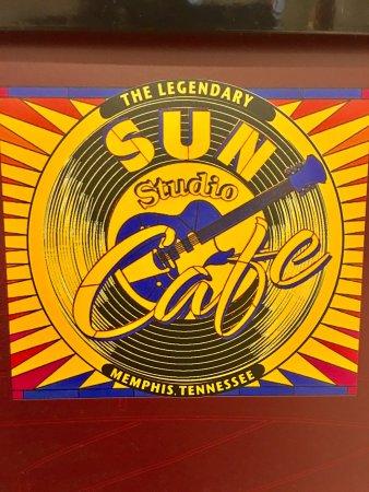 Sun Studio Cafe: Sun Studio Cafe