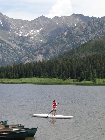 Piney River Ranch: SUP, reasonable rates and good instruction