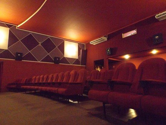 Tatui, SP: Sala 01 - Estilo Vintage - 240 lugares
