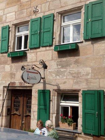 Cadolzburg, Alemanha: Eiscafe Loisl's