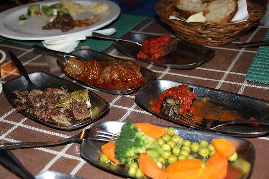 Alkion Tavern: Set of appetizers