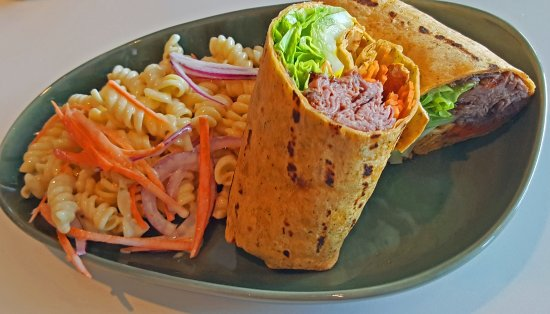 Travelers Rest, Carolina del Sur: A Nice Spicy Wrap