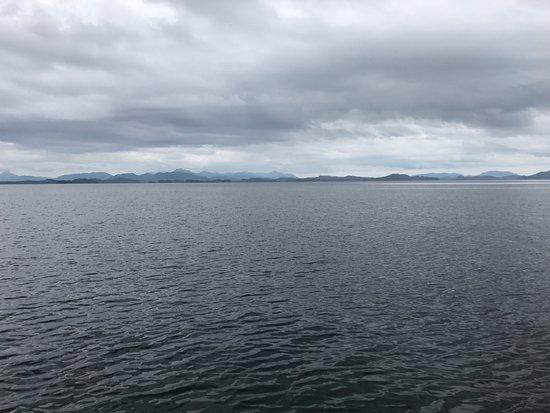 Craig, AK: View of Sea Otter Sound