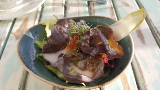 Restaurant in der alten Muehle: Beilagensalat