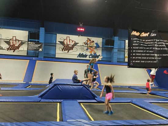 Fly High Indoor Trampoline Park
