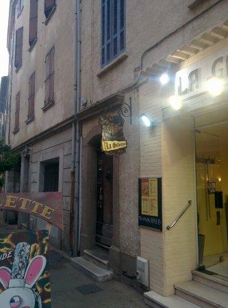 Sollies-Pont, France: Entrée du restaurant
