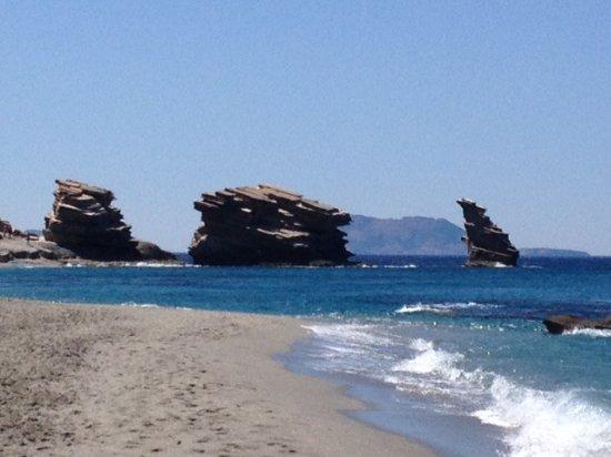 Plakias, Yunanistan: Spiaggia