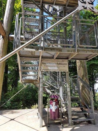 Le Treppenaufgang treppenaufgang vom aalbäumle fußläufig bei einem schönen