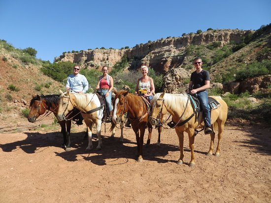 Palo Duro Riding Stables