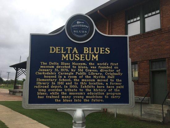 The Delta Blues Museum : photo1.jpg