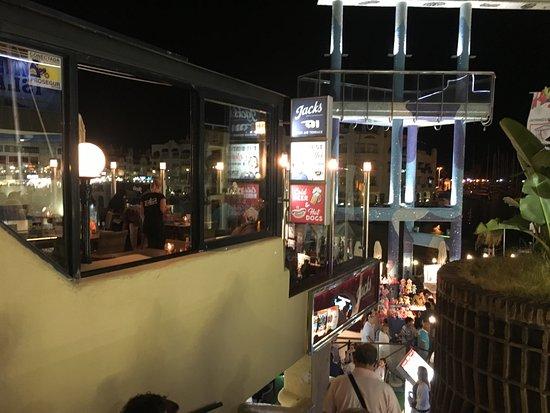 imagen Jacks Diner en Benalmádena