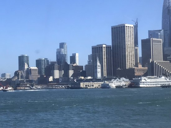Wine Country Tour Shuttle : SF from the ferry