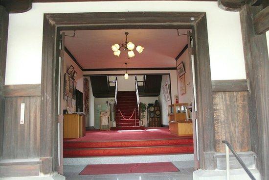Kashihara, Jepang: 正面玄関