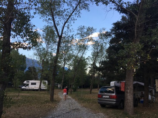 Sarre, Italy: Camping International Touring