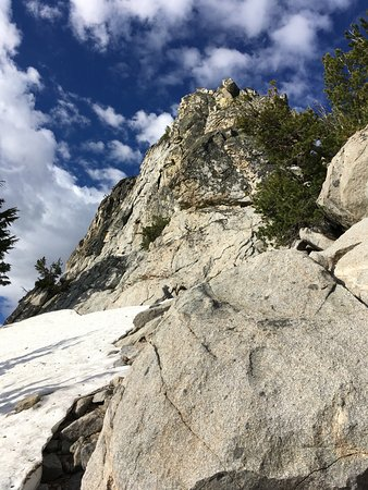 South Lake Tahoe, Californien: Rubicon Peak July 2017