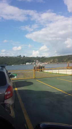 Passage East Car Ferry: 20170723_180358_large.jpg