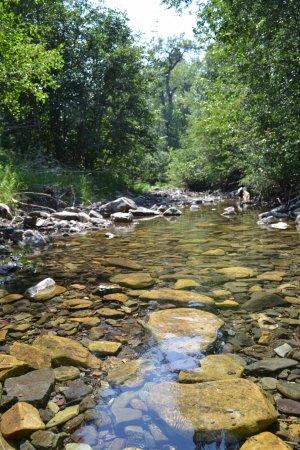 Wolf Creek, MT: A walk on the 'crick'