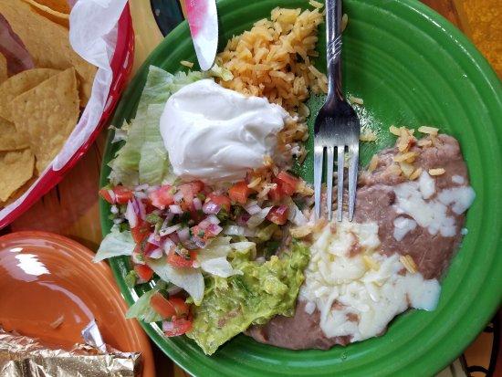 El Rancho Authentic Mexican Restaurant: 20170525_133644_large.jpg