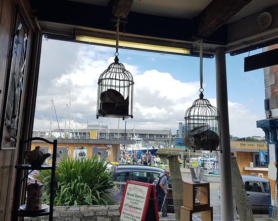 The Strand Tea Rooms Plymouth
