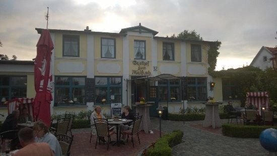Lobbe, Tyskland: Außenansicht