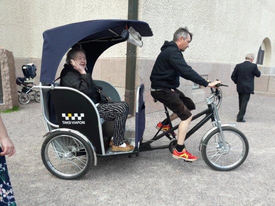 Taksi Viapori