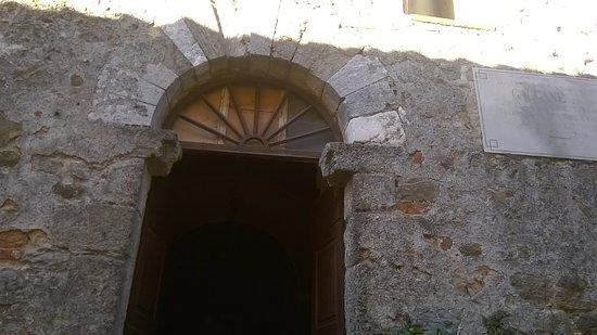 Chiusdino, Italie: Casa S Galgano