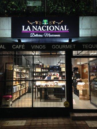 La Nacional Delicias Mexicanas