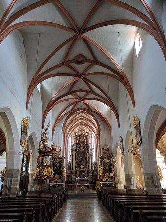 Stadtpfarrkirche - Pfarrkirche St. Stephan