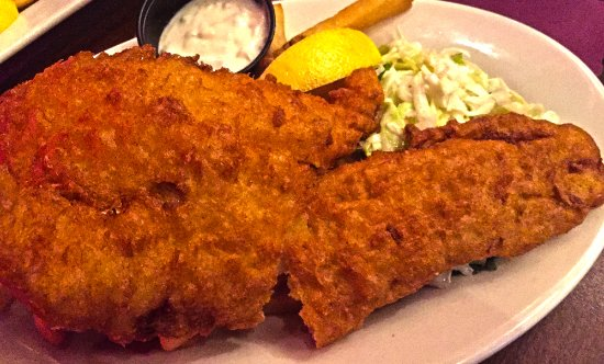 Groton, CT: Fish N Chips - Enough to share