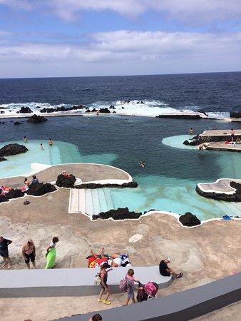 Porto Moniz Natural Swimming Pools: Piscinas Naturais Porto Moniz