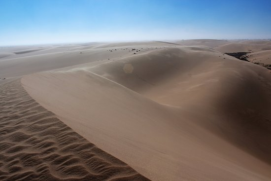 Walvis Bay, Namibia: Dune Drive to Sandwich Harbour