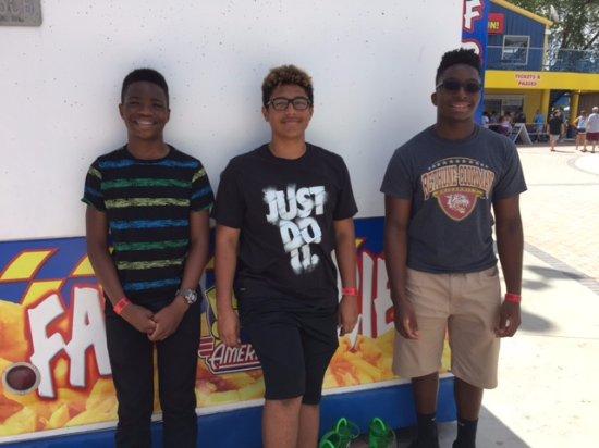 Fun Spot America: The three Kissimmee Kowboys teammates reunion