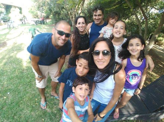 Kibbutz Inbar Country Lodging: קיבוץ ענבר 21.7.17