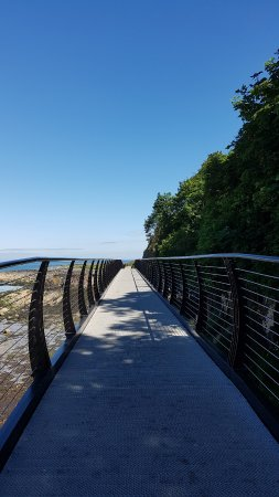 Condado de Down, UK: North Down Coastal Path (Cultra to Bangor)