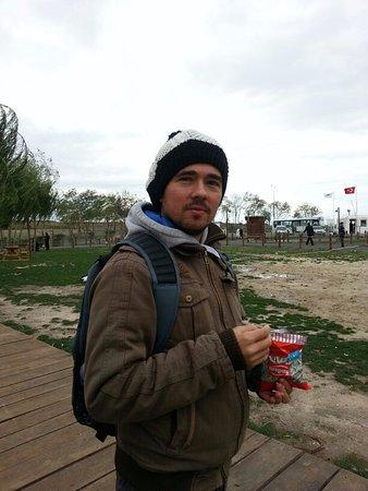Corlu, Turkey: göl başı piknik