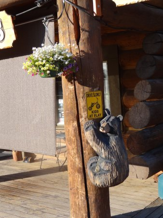 Hungry Horse, MT: A little whimsy