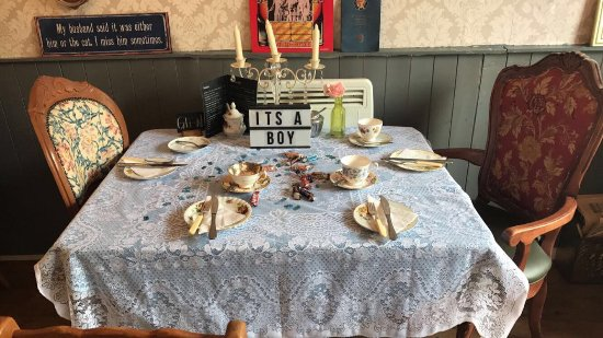 Steam Tea Rooms Bournemouth
