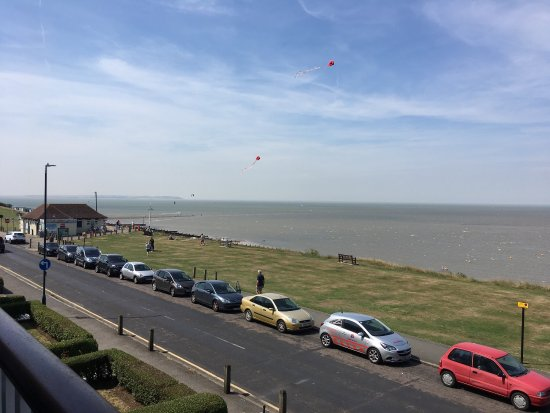 Whitstable, UK: Tankerton slopes