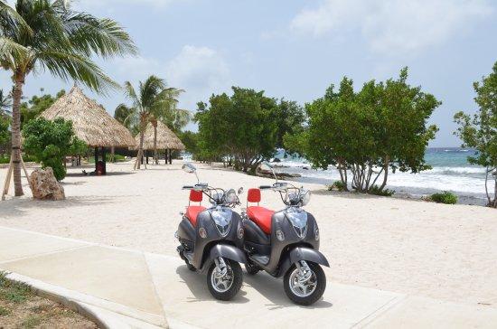 Scooter Huren Curacao