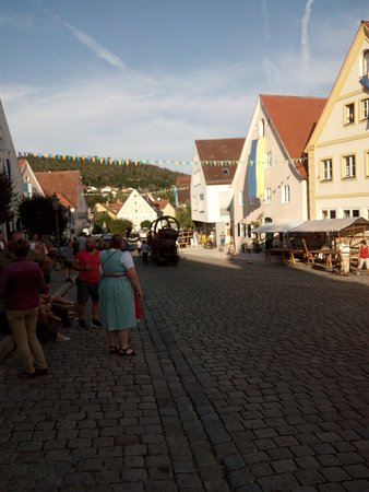 Greding, Germany: Hotel am Markt