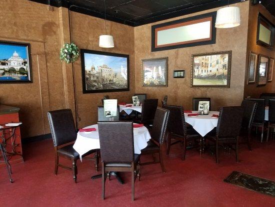 Luigi S Italian Restaurant Liberty Menu Preise Restaurant Bewertungen Tripadvisor