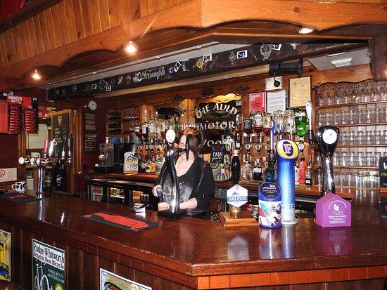 The auld motor hoose kirkwall restaurant reviews phone for Motor bar and restaurant