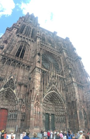 Kathedraal Notre Dame - Strasbourg: photo3.jpg