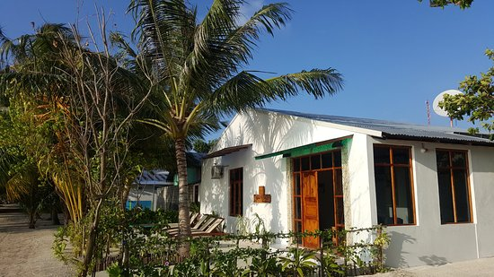 Bilde fra Guraidhoo