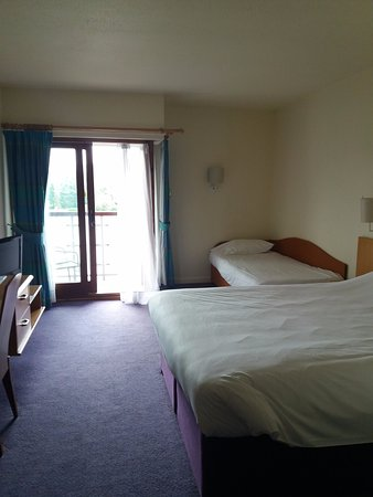 Lockerbie, UK: room